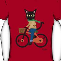 Cycling Women's T-Shirt