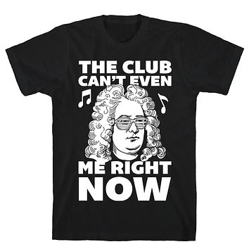 "Classical Puns! The Club Can't Even ""Handel"" Me Right Now!"