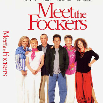 (DVD) Meet the Fockers