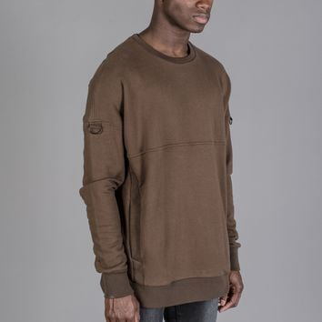 Kollar Clothing The Combative Pullover - Olive