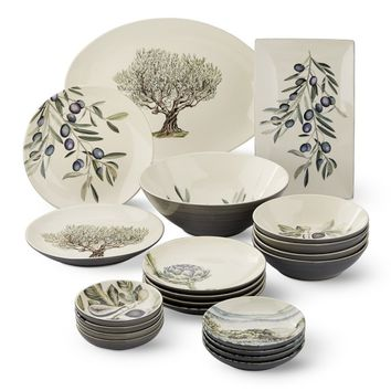 Napa Farmhouse Dinnerware Collection
