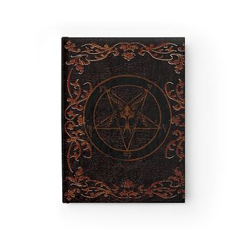 Sigil of Baphomet Journal - Ruled Line