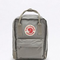 Fjallraven Kanken Classic Mini Grey Backpack - Urban Outfitters