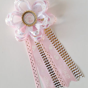 Shop Baby Shower Corsage On Wanelo