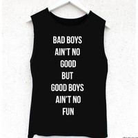 BAD BOYS Tank     JCS copyright 2013 1923643331 by tragicyouth