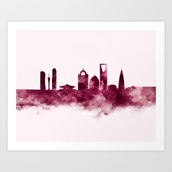 Riyadh Skyline by monn