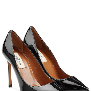 Valentino - Patent Leather Pumps