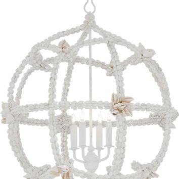 Seaforth Orb Chandelier, Small