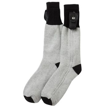 Polar Extreme Battery Heated Thermal Socks - Men