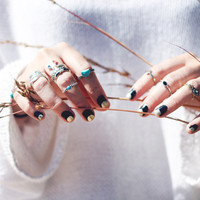 Top 3 Nail Trends For Fall 2013 - Free People Blog