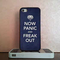 Freak Out , iPhone 5S case , iPhone 5C case , iPhone 5 case , iPhone 4S case , iPhone 4 case , iPod 4 case , iPod 5 case