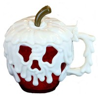Your WDW Store - Disney Halloween Cup - Evil Hag Poison Apple - Glow In The Dark