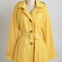 Metro Station Occasion Trench | Mod Retro Vintage Coats | ModCloth.com