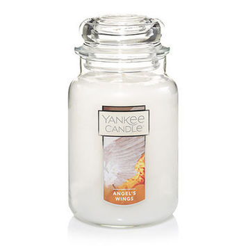 Angel's Wings : Large Jar Candles : Yankee Candle