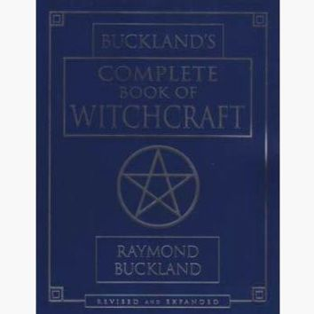Complete book of Witchcraft