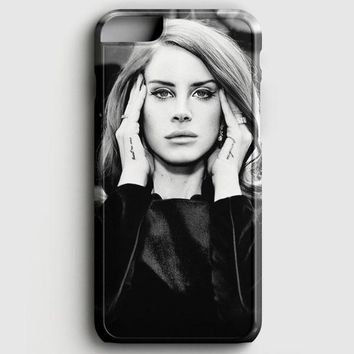 Lana Del Rey And Marina The Diamonds Photo Collage iPhone 8 Case