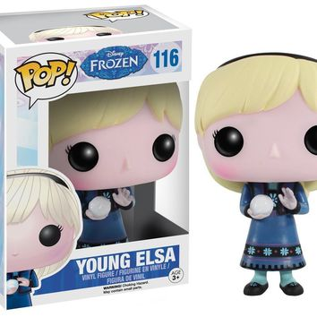 Funko Pop Disney Young Elsa 116 4830