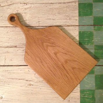Handled Cutting/Serving Board