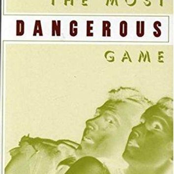 The Most Dangerous Game Joel McCrea, Fay Wray, Leslie Banks, Robert Armstrong, Noble Johnson, Steve Clemento, Hale Hamilton