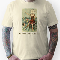 Neutral Milk Hotel - Light Shirts Unisex T-Shirt
