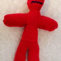Voodoo Doll Traditional Self Defense