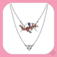 Wiccan Goddess of Love Necklace