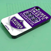 Grape Swisher Sweets case for iPhone, iPod, Samsung Galaxy