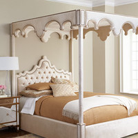 Haute House William Canopy Bed
