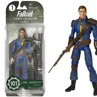 Legacy Action Figure: Fallout Lone Wanderer
