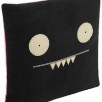 "Gund Uglydoll Pillow Ox/Ice-Bat, 14.6"" Plush"