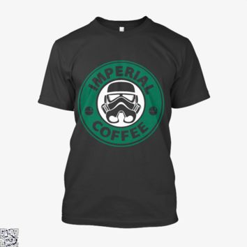 Imperial Coffee, Star Wars Shirt