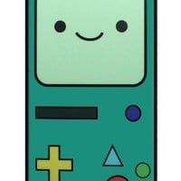 Beemo Adventure Time RUBBER iphone 5 / iPhone 5S case - Fits iphone 5, iPhone 5S T-Mobile, AT&T, Sprint, Verizon and International