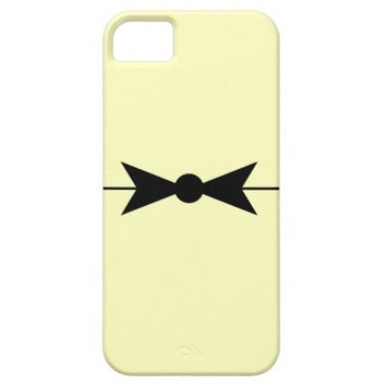 Vintage Bow Phone Case iPhone 5 Cover