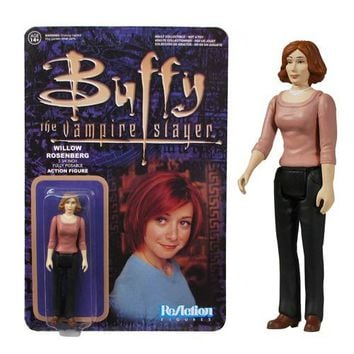 Buffy the Vampire Slayer Willow ReAction 3 3/4-Inch Figure