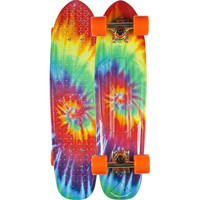 Diamond Supply Co. Diamond Life Cruiser Skateboard Tie Dye One Size For Men 23628195701