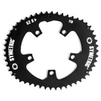 110 BCD Single Outer Chainring Fits: Shimano, SRAM