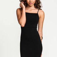 Slinky Cami Bodycon Dress