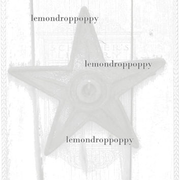 Rustic white star background digital backdrop digital scrapbooking paper digital art journal page distressed star mockup white stock photo