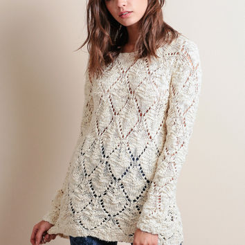 November Knit Sweater By Black Swan