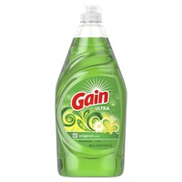 Gain Ultra Dishwashing Liquid Dish Soap, Original, 21.6 fl oz