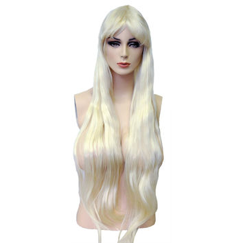Witch New Thick Lt Blonde