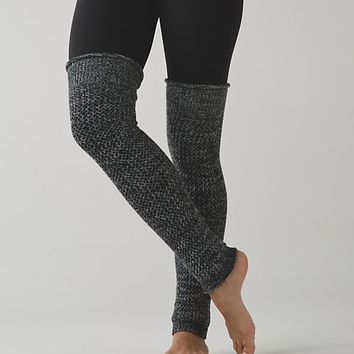 falling freely leg warmer | women's leg warmers | lululemon athletica