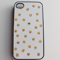Emoji Print Phone Case