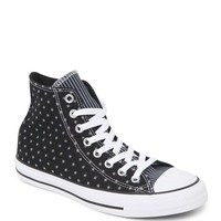 Converse Chuck Taylor All Star Hi Stars & Bars Sneakers - Womens Shoes - Black