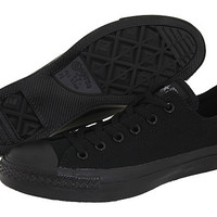 Converses Chuck Taylor All Star Lo Black
