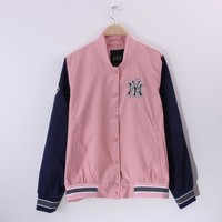 Hot Deal Sports On Sale Embroidery Jacket Simple Design Baseball [10507736647]