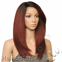 FREETRESS EQUAL SYNTHETIC DEEP INVISIBLE L PART LACE WIG JANNIE