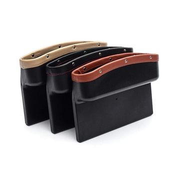 Universal Car Side Gap Pocket Storage Box Organizer