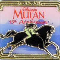 Mulan 15th Anniversary - Collections By Disney