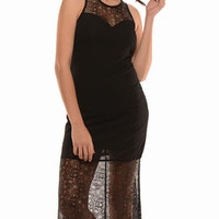 Long Lost Lace Maxi